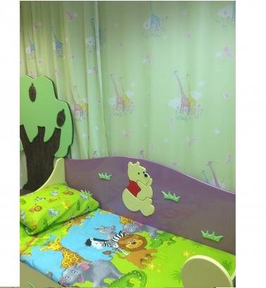 Sweet Dream тюль в детскую комнату