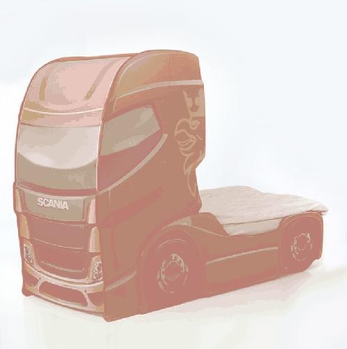 МебеЛев кровать-машина DUO