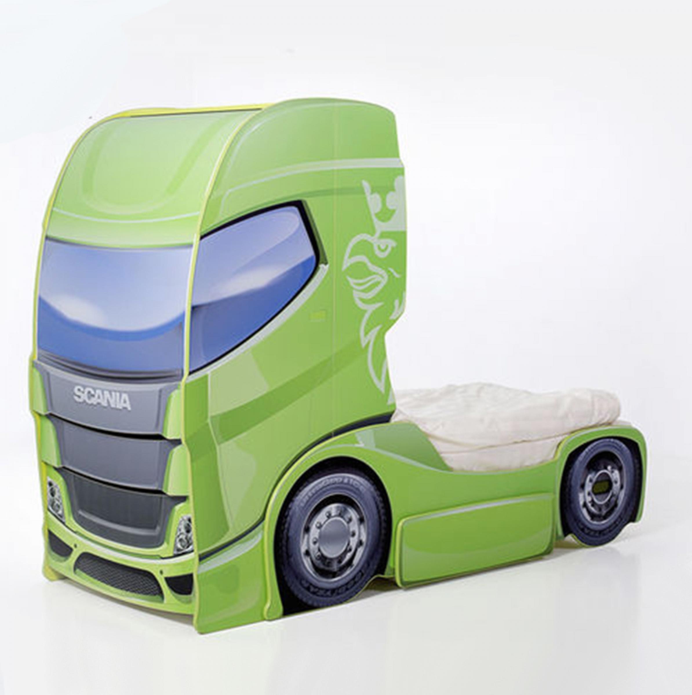 Futuka Kids кровать-машина  DUO