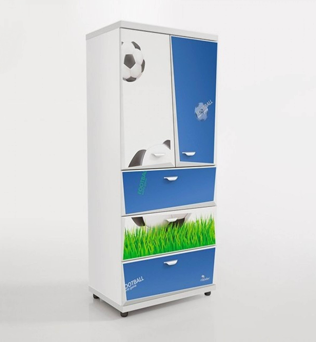 Мебелев шкаф детский