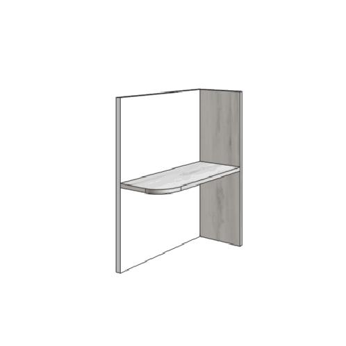 Klюkva опора для комп.стола. арт: FH_02L/R
