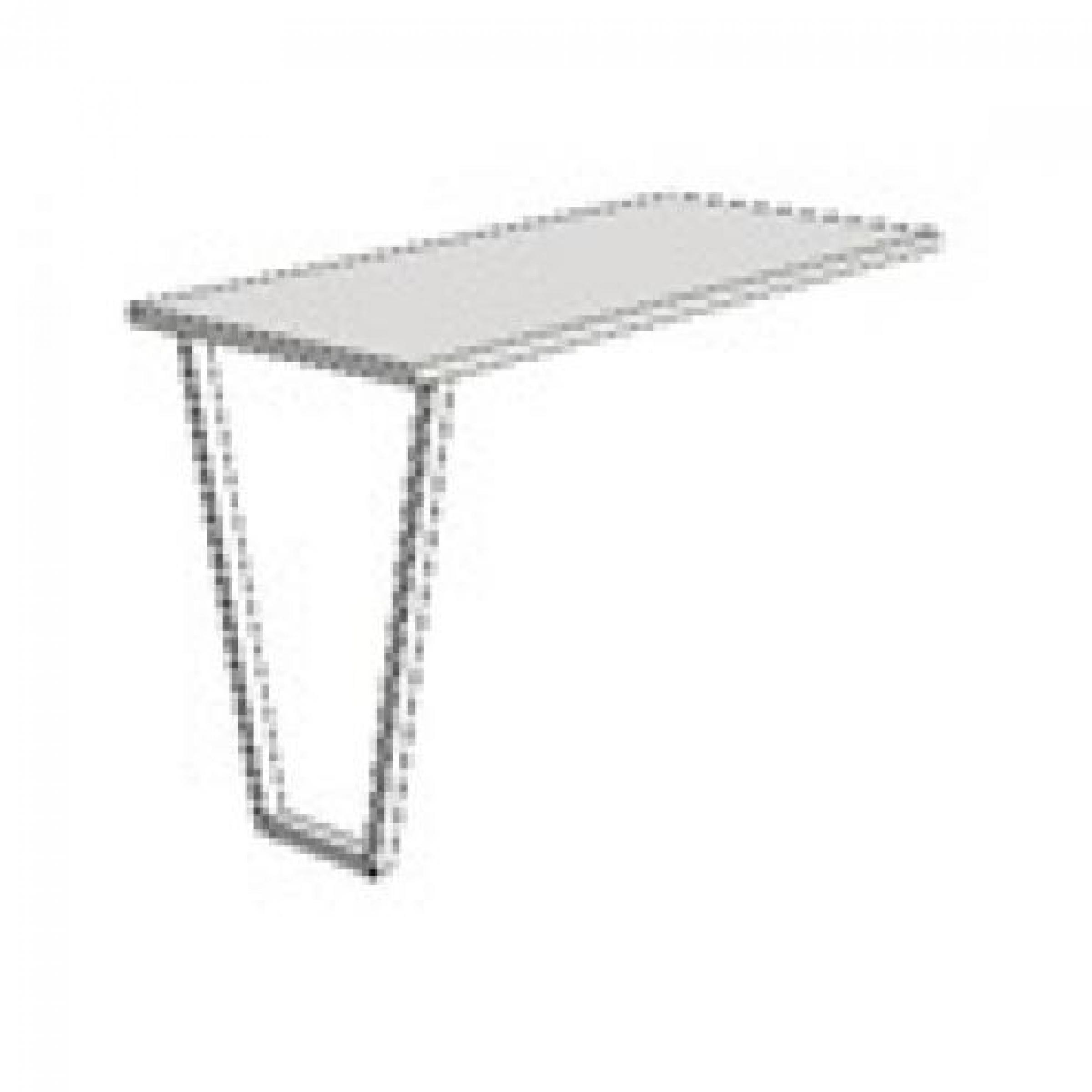 Klюkva опора для комп.стола, алюминиевая. арт: JFH1