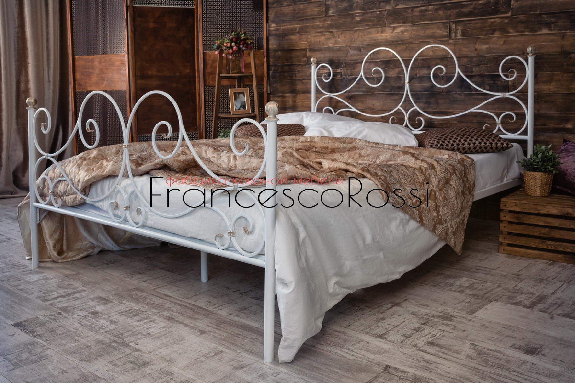 Кованая кровать ВЕРОНА-2