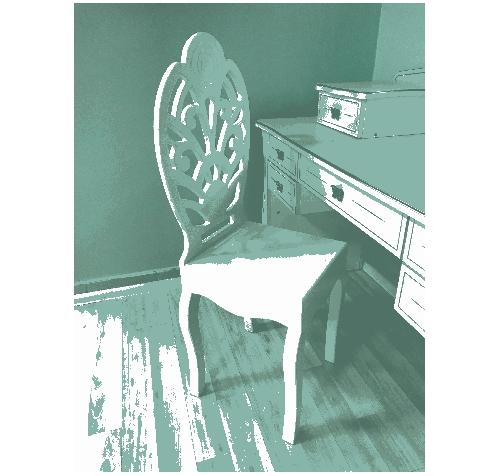 МА Ласточка стульчик