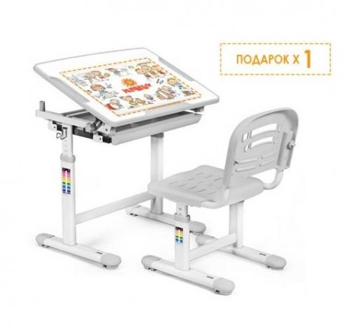 Комплект парта и стульчик Mealux BD-06 New