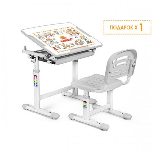 Комплект парта и стульчик Mealux BD-06