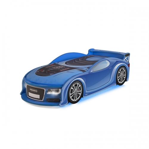 Futuka Kids кровать-машина UNO   Ауди 4 (цвет синий)