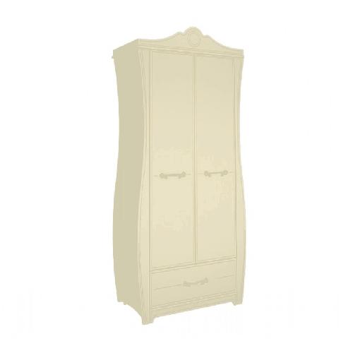 Klюkva шкаф с 1-им ящиком, комбинированный