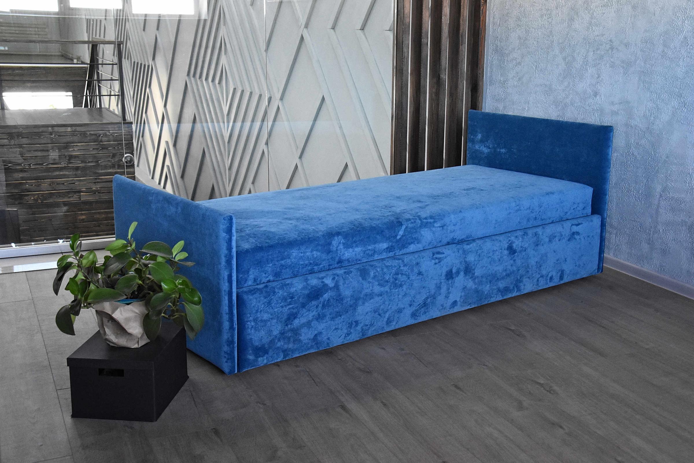 Klюkva кровать 2 с высокой и низкой боковиной (база 2)