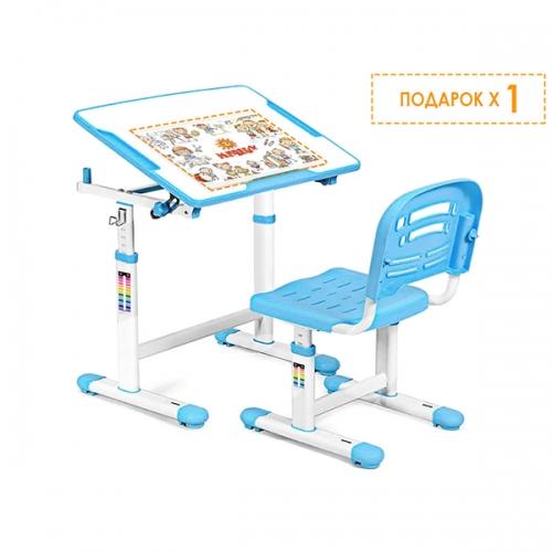 Комплект парта и стульчик Mealux BD-07